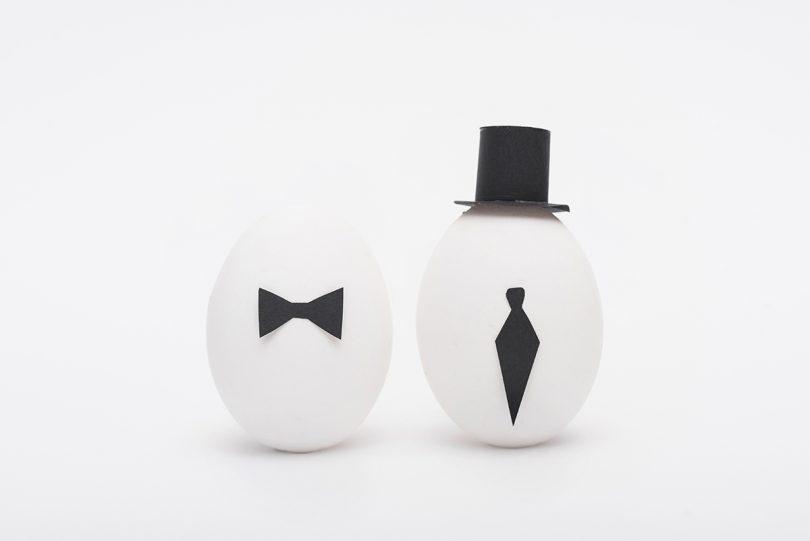 Krawat czy muszka i poszetka