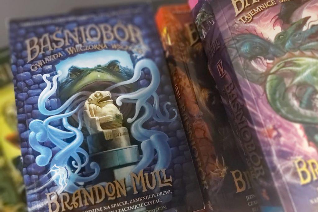 Ciekawe książki fantasy-Baśniobór